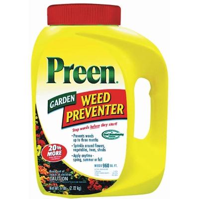 Preen Garden Weed Preventer, 6lbs.