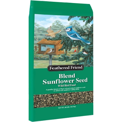 Feathered Friend Blend Sunflower Seed, 40lb