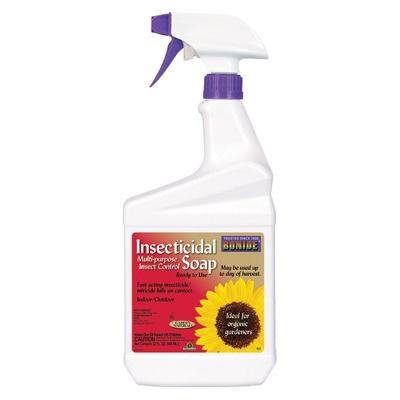 Bonide Multi-Purpose Control Insecticidal Soap 1qt
