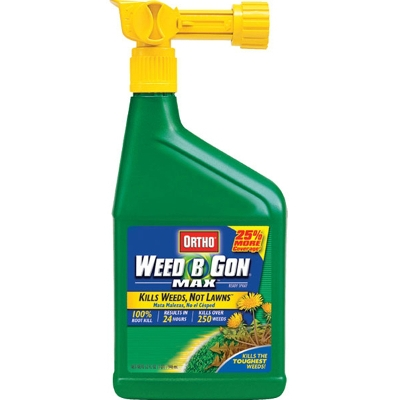 Ortho Weed-B-Gon Weed Killer for Lawns Ready-Spray 32oz