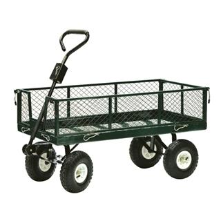 Drop Side Nursery / Garden Cart, 650 lb. Capacity