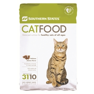 Southern States Cat Food, 40 lbs.