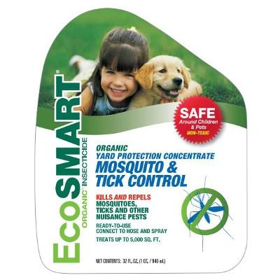 EcoSmart Mosquito & Tick Control RTU 32oz.