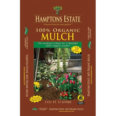 Hamptons Estate Organic Mulch, 2 cu. ft.