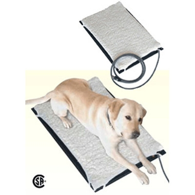 Heat Mat for Pets, 70 watts 17 in x 24 in.