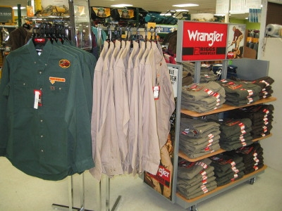 Wrangler Shirts & Pants