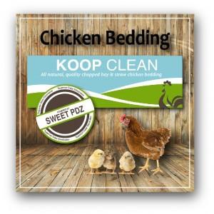 Koop Clean Chicken Bedding, 2.4 cu ft