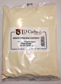 BRIESS CBW SP AMBER DRY MALT 1LB