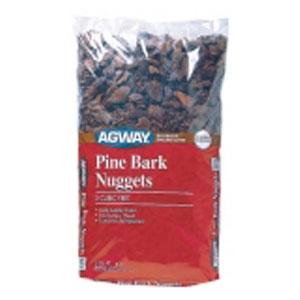 Agway Pine Bark Nuggets 3 Cuft