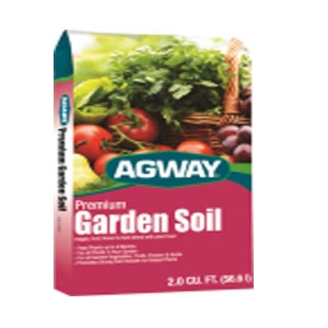 Agway Premium Garden Soil 2 Cf