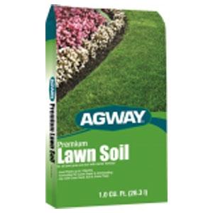Agway Premium Lawn Soil 1 Cf