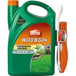 Ortho Weed-B-Gon Plus Crabgrass Control with Wand