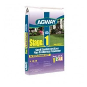 Agway Greenlawn Lawn Starter Fertilizer 15m
