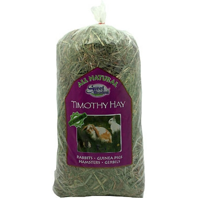 All Natural Timothy Hay, 3-Lbs.