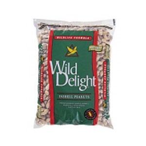 Wild Delight Inshell Peanuts 13lb
