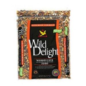 Wild Delight Woodpecker Nuthatch & Chickadee Food 20lb