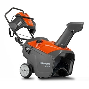 Husqvarna ST121E Snow Thrower, 21in.