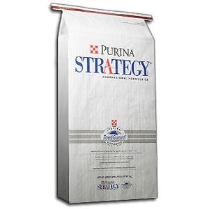 Purina Strategy GX Horse Feed, 50lb