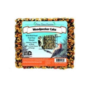 Woodpecker Seed Cake 2.5lb