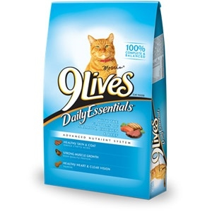 9Lives Daily Essentials® Cat Food