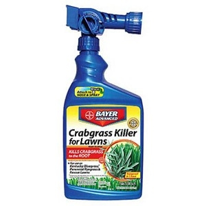 Crabgrass Killer for Lawns RTS 32oz