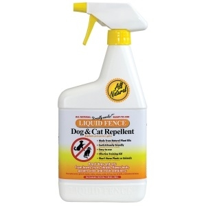 Liquid Fence Dog & Cat Repellent RTU 1qt