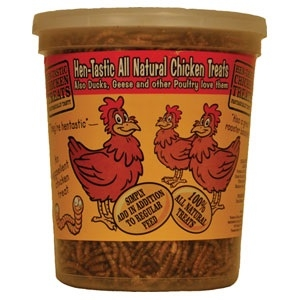 Hen-Tastic All Natural Chicken Supplement Treats, 6 oz.