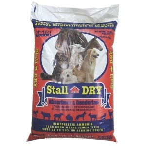 Stall Dry 40lb. Absorbent & Deodorizer