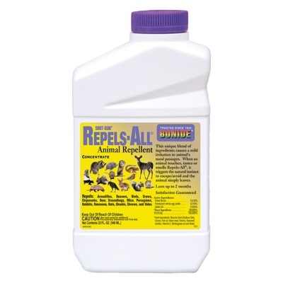Bonide Shot Gun Repels-All Animal Repellent Concentrate 32 oz