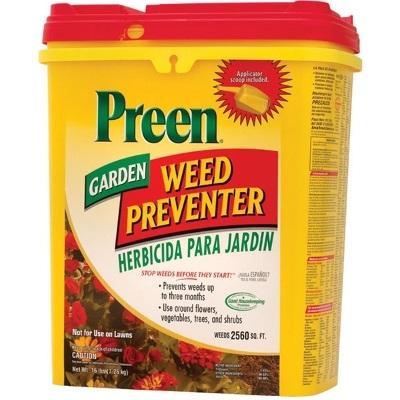 Preen Garden Weed Preventer, 16lbs.