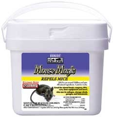 No Escape Mouse Magic Repellent, 12 Pack
