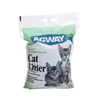 Agway Scoopable Scented, All Natural Cat Litter - 30lbs.
