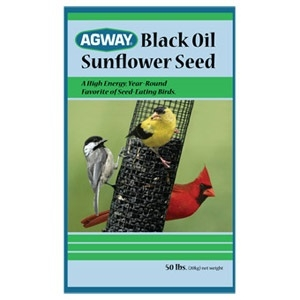 Agway Black Oil Sunflower 50lb
