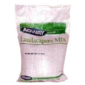 Agway ® Landscapers Mix Grass Seed 50lb