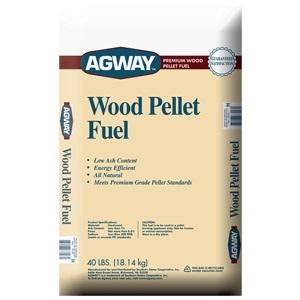 Agway Premium Wood Stove Pellets
