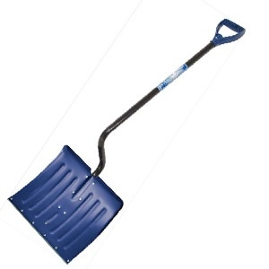 Ames Artic Blast Ergo Design Snow Shovel