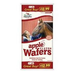 Apple Wafers Horse Treats, 20lb