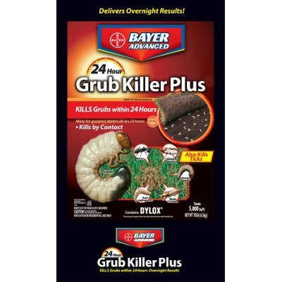 24-Hour Bayer Grub Killer Plus, 20 lb.