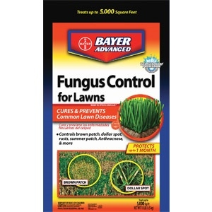 Bayer Fungus Control for Lawns, 10 lb. Granules