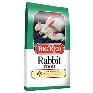 Big Red Rabbits Choice 25#
