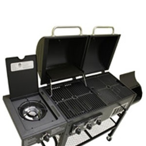 Smoke Hollow Charcoal/Gas Grill