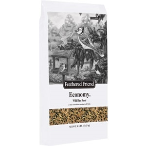 Feathered Friend Economy Bird Seed, 18 lbs.