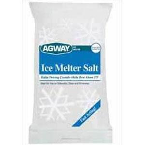 Agway Ice Melter Salt 50#
