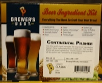 CONTINENTAL PILSNER KIT