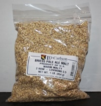 BRIESS PALE ALE 2 ROW MALT 1LB