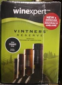 WINE KIT 10L CHIANTI VINTNERS