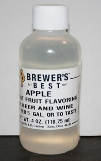 EXTRACT 4 OZ APPLE FLAVOR