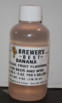 EXTRACT 4 OZ BANANA FLAVOR