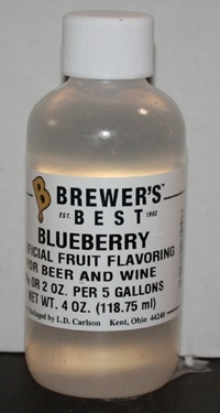 EXTRACT 4 OZ BLUEBERRY ARTIFICAL FLAVOR