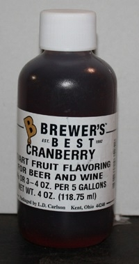 EXTRACT 4 OZ CRANBERRY FLAVOR